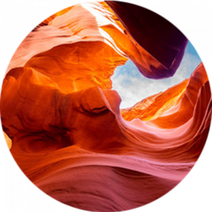 Antelope Canyon Splashback