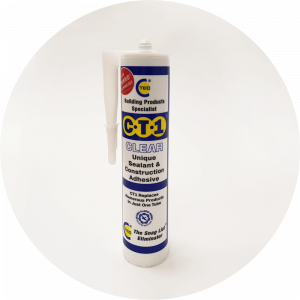 CLEAR CT1 SEALANT & CONSTRUCTION ADHESIVE
