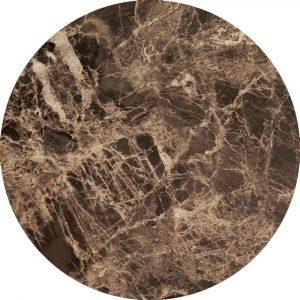 Coffee Marble Splashback Sample
