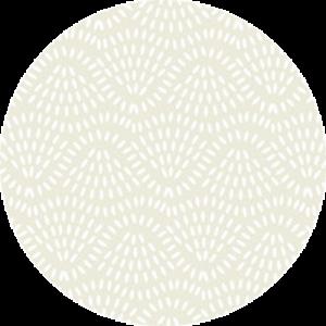 Cream Rice Pattern