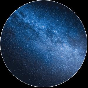 Crisp Blue Milky Way