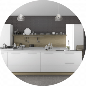 Embossed Grey Tile