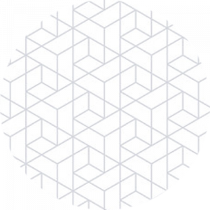 Geometric Grid Pattern