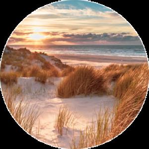 Heavenly Sand Dune