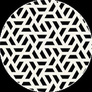 Monochrome Grid Pattern