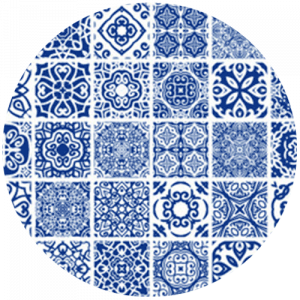Moroccan Tiles Splashback