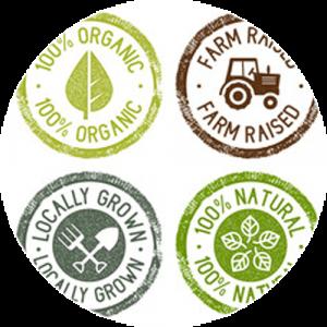 Organic Stamps