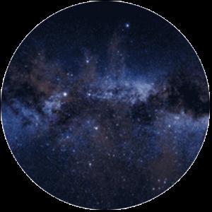 Stardust at Night