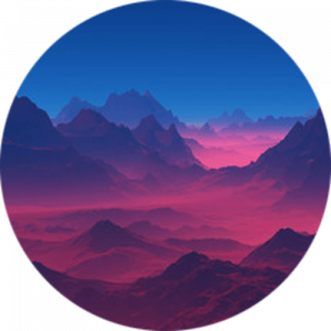 Two Toned Mountain